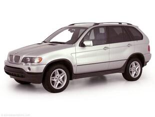 2001 BMW X5 X5 4dr AWD 3.0L Sport Utility