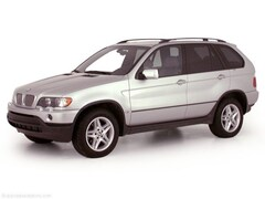 Used 2001 BMW X5 4.4i SUV