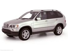 2001 BMW X5 4.4 AWD 4.4i  SUV