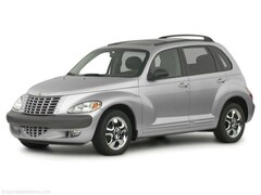 Used 2001 Chrysler PT Cruiser SUV 3C8FY4BB11T517948 for Sale in Wichita