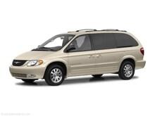 2001 Chrysler Town & Country LX Van Passenger Van