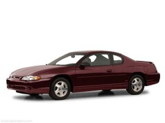 2001 Chevrolet Monte Carlo SS Coupe