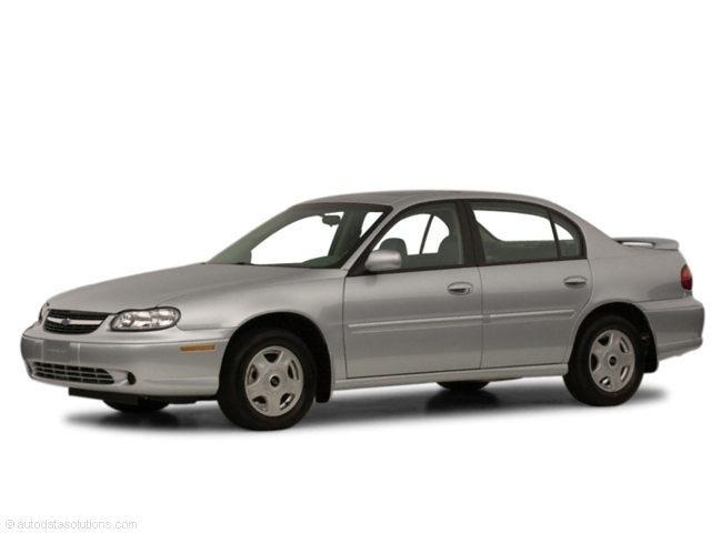 2001 Chevrolet Malibu LS Sedan