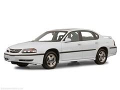 2001 Chevrolet Impala Sedan