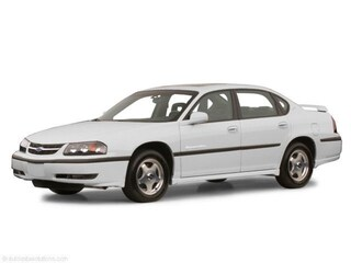 2001 Chevrolet Impala Base Sedan 2G1WF52EX19240106