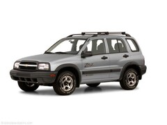 2001 Chevrolet Tracker Base 4WD  SUV