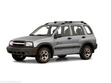 2001 Chevrolet Tracker Base 4WD  SUV