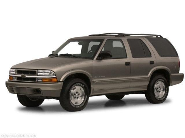 2001 Chevrolet Blazer LS SUV Vortec V6 SFI