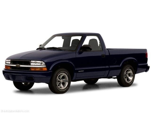 2001 Chevrolet S-10 Truck Regular Cab