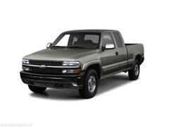 2001 Chevrolet Silverado 1500 Extended CAB 4WD Truck