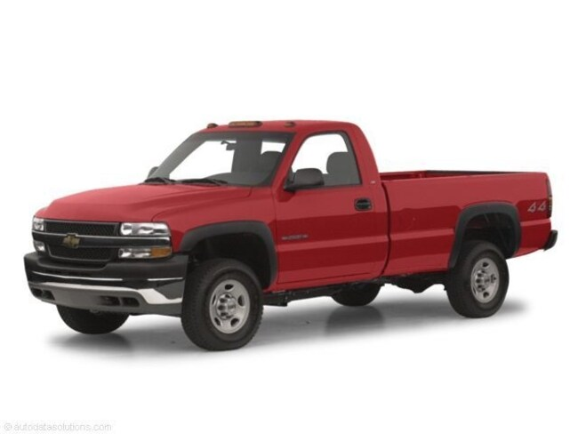 Used 2001 Chevrolet Silverado 3500 For Sale at Barber Ford