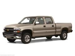 2001 Chevrolet Silverado 3500 Truck Crew Cab
