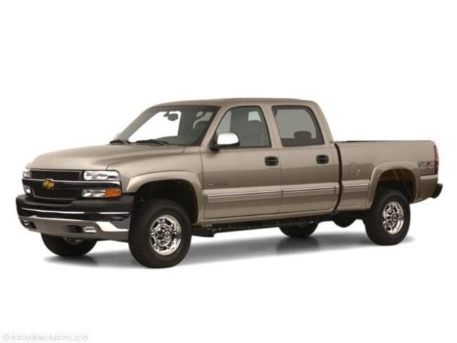 2001 Chevrolet Silverado 3500 LT Truck Crew Cab