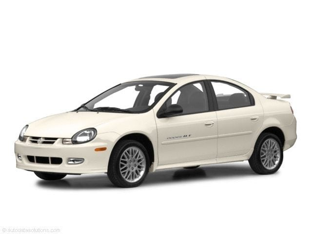 2001 Dodge Neon Highline Sedan