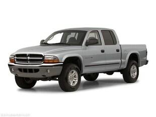 2001 Dodge Dakota Truck Quad Cab