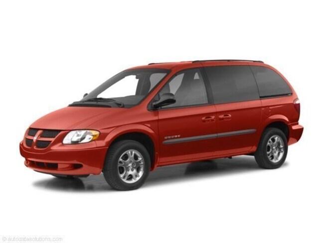 Used 2001 Dodge Caravan SE Van Passenger Van Frankfort