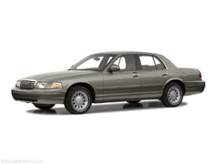 2001 Ford Crown Victoria Sdn LX