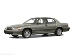 2001 Ford Crown Victoria LX Sedan