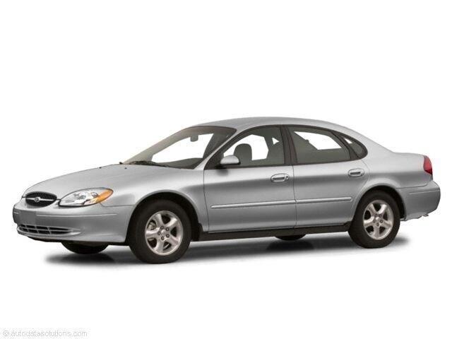 2001 Ford Taurus SES Sedan