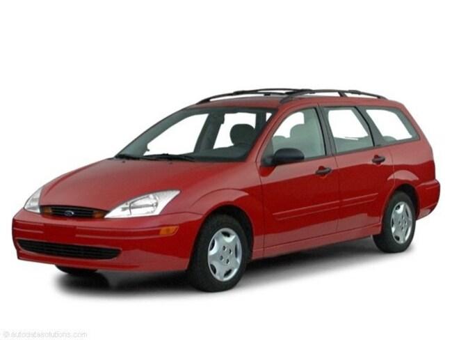 2001 Ford Focus SE Station Wagon