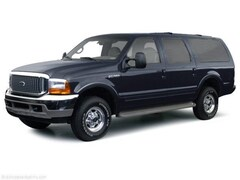 2001 Ford Excursion Limited SUV