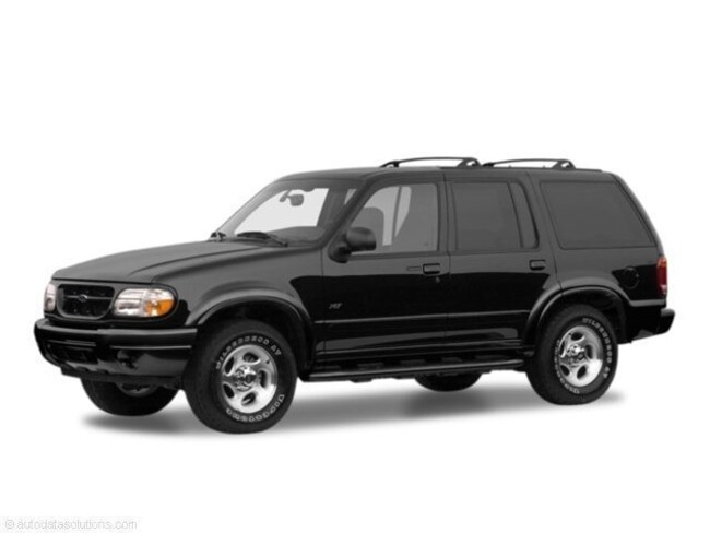 2001 Ford Explorer 4dr 112 WB XLT 4WD SUV