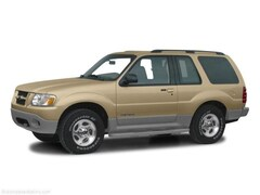2001 Ford Explorer Sport Base SUV
