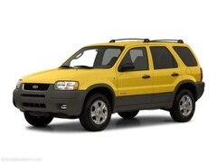 2001 Ford Escape XLT 103 WB XLT 4WD