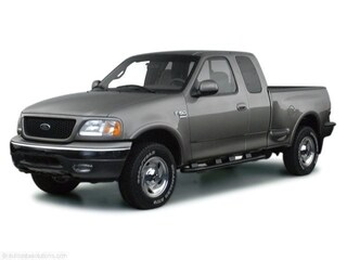 Used 2001 Ford F-150 Lariat Extended Cab Truck Gresham