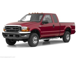 2001 Ford F-250 Extended Cab Truck