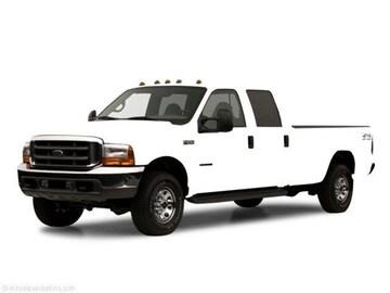2001 Ford F-350 Truck