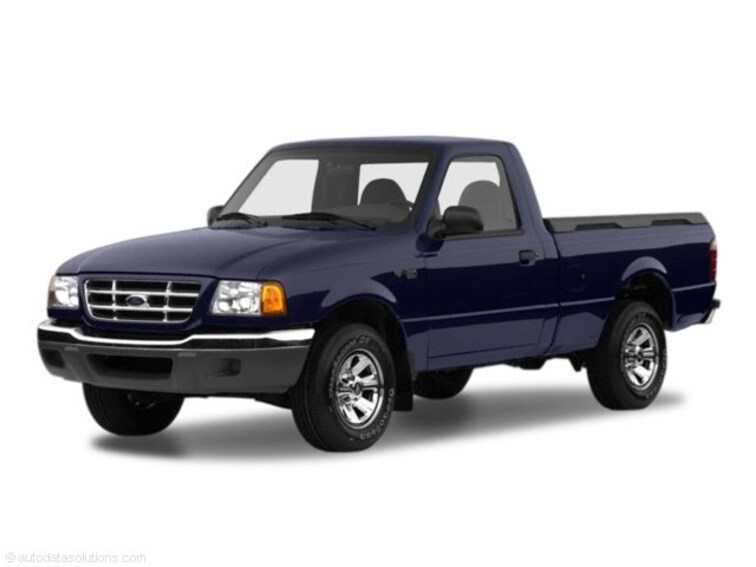 Used 2001 Ford Ranger Truck in Terrell