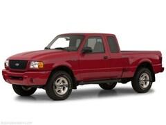 2001 Ford Ranger XLT Pickup Truck