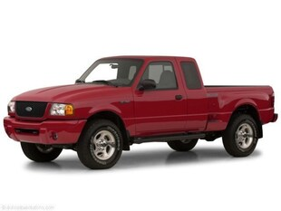 2001 Ford Ranger XLT Flareside Pickup