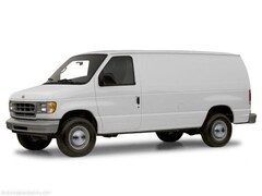2001 Ford E-150 RV Cargo Van