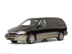 2001 Ford Windstar LX Wagon Wagon
