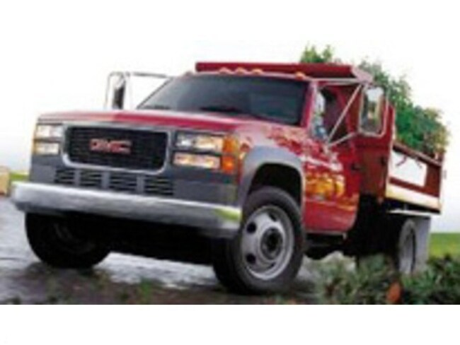 Used 2001 GMC Sierra C3500 HD Chassis Truck Regular Cab Tucson