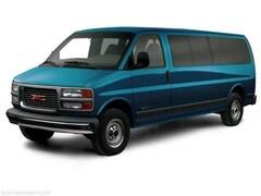 2001 GMC Full Size Van