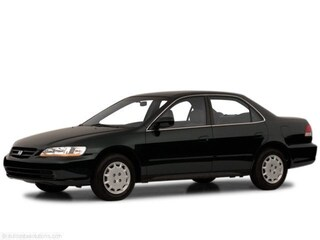 2001 Honda Accord 2.3 LX w/ULEV Sedan
