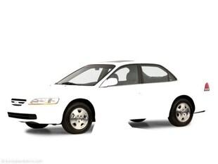 2001 Honda Accord Sdn EX w/Leather Sedan
