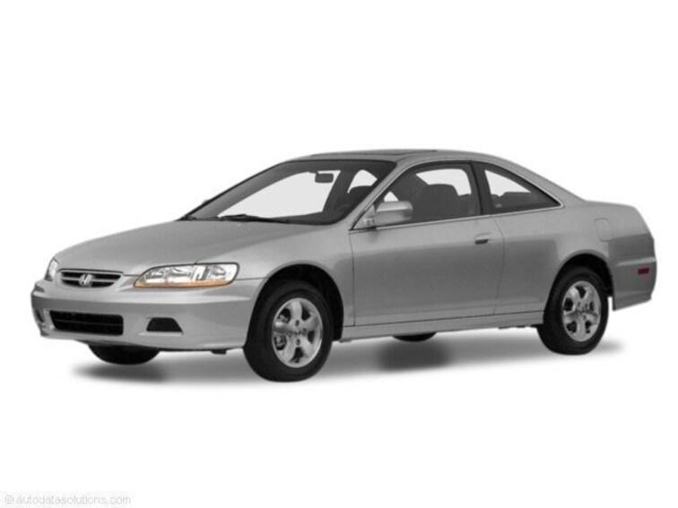 2001 Honda Accord EX 2.3 2D Coupe