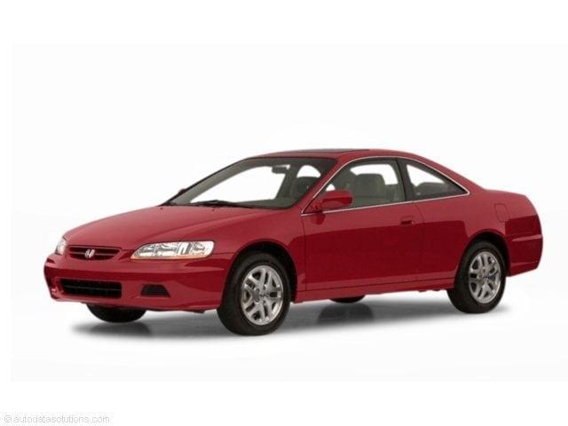 2001 Honda Accord Cpe EX W/Leather