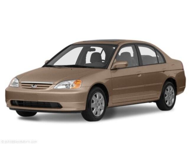 Used 2001 Honda Civic LX Sedan 4D Sedan Berkeley