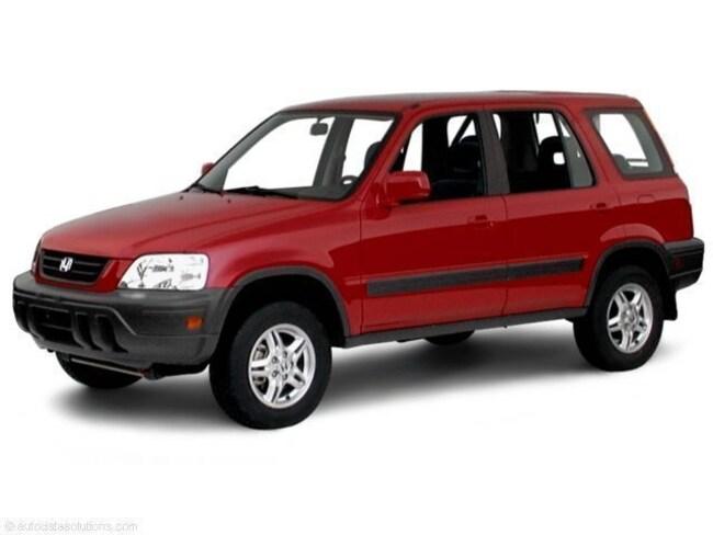 2001 Honda CR-V LX SUV