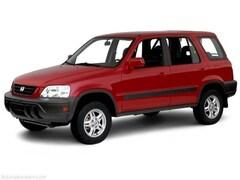 2001 Honda CR-V 4WD EX Manual SUV