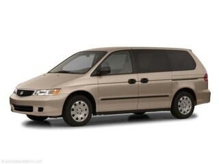 2001 Honda Odyssey LX Van