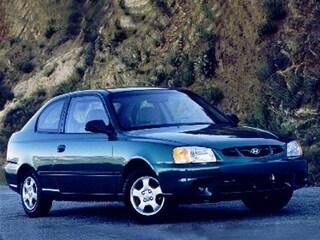 2001 Hyundai Accent GS Hatchback