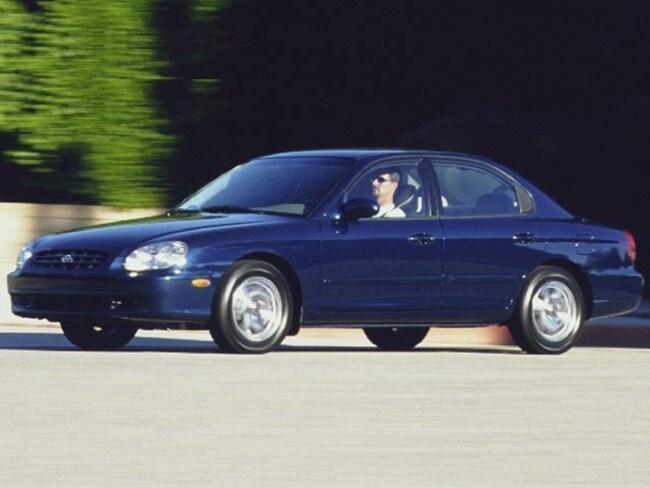 2001 Hyundai Sonata GLS Sedan