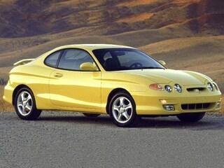 2001 Hyundai Tiburon Coupe KMHJG35F11U242560
