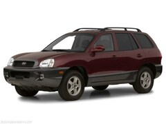 All new and used cars, trucks, and SUVs 2001 Hyundai Santa Fe GLS SUV for sale near you in Hackettstown, NJ